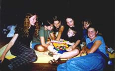 Multi-generational PSI Kids group